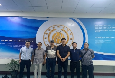 全息快讯 | 劦鑫新能源参观访问研究院并达成战略合作意向